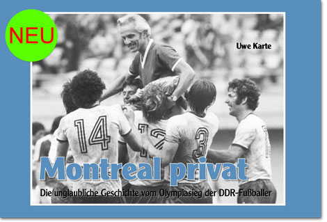 Buch Montreal privat